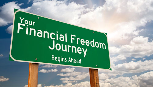 Your Financial Freedom Journey Begins Ahead